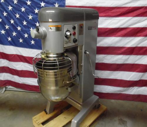New Hobart D340 40 Qt Dough Bakery Pizza 208V 3P Mixer