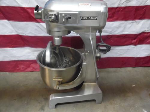 Hobart 20 Qt  Aluminum Dough Bakery Mixer