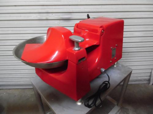 Hobart Refurbished Powder Coated Red 18 Inch Buffalo Chopper 115V