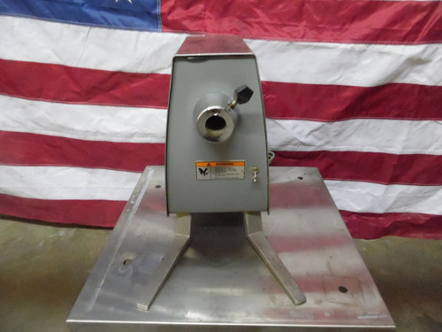 Hobart PD-35 #12 Power Drive Unit With Meat Grinder Attachment