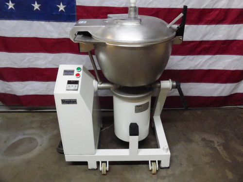 Stephan Hobart VCM 44A Vertical Cutter Chopper Mixer