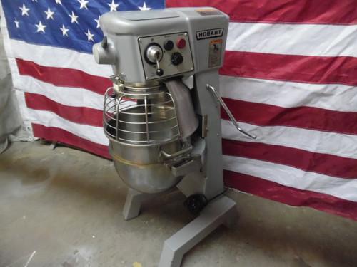 Hobart Super Clean Premier D300T 30 Qt Mixer 3/4 HP 115V