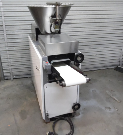 """SOLD"" Excellent Bakery BD211 Dough Divider Proportioner with Conveyor"
