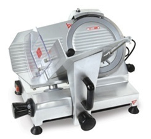 "New Apm Manual 10"" Meat Slicer  2yr Warranty"