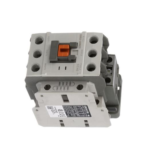 Blodgett 240V Contactor 35-40A 3 Pole R11087 44-1655
