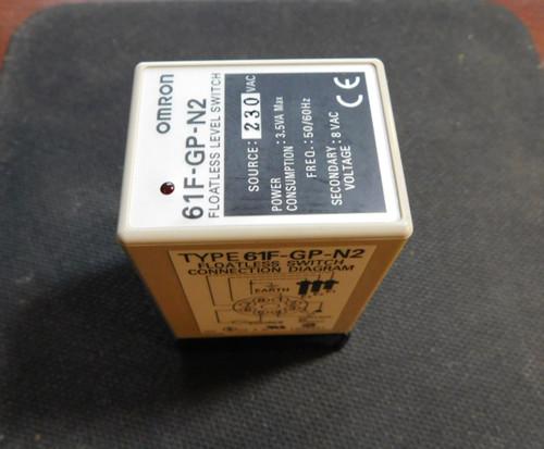 Groen Water Level Sensor with Terminal Base 240V 117737 44-1689