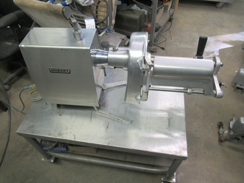 Hobart PD-35 #12 Power Drive Unit With Dicer Attachment