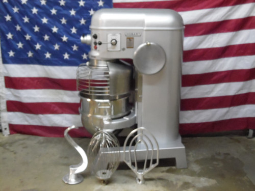 Hobart 60 Qt Dough Mixer H600T Single Phase