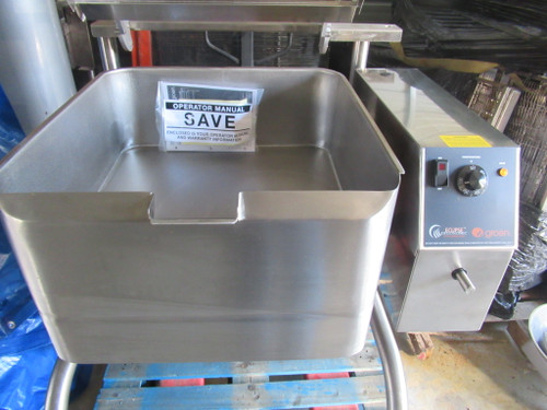 Groen BPM30E Electric Braising Pan Tilt Skillet 400V 3P