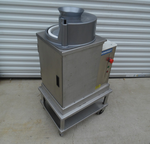 Hard to Find Somerset Dough Rounder SDR-400T