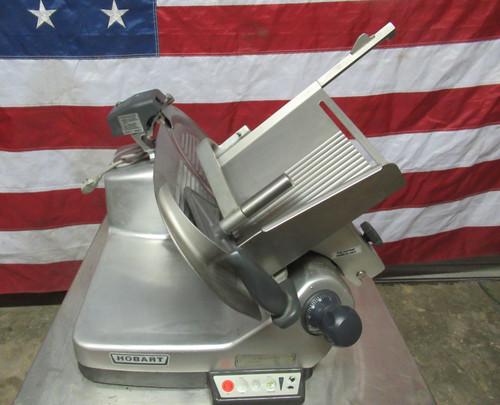 Hobart 3913 Semi Automatic Meat Deli Slicer