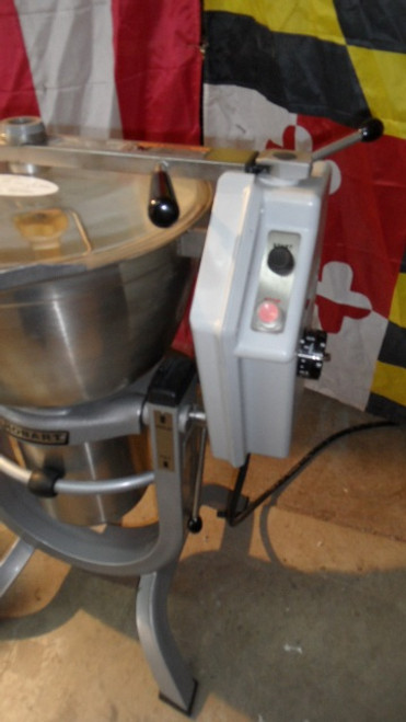 Very Clean Refurbished Hobart HCM450  Vertical Dough Mixer