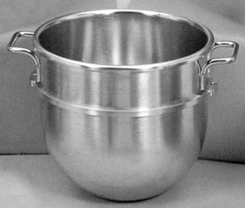 Hobart 30 Qt Stainless Steel Mixing Bowl New 14247