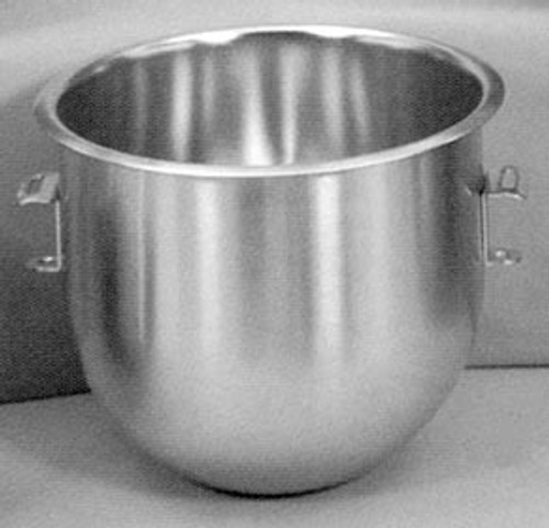 Hobart 20 Qt Stainless Steel Mixing Bowl New  14246