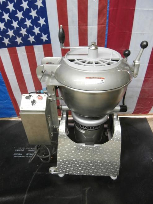 Hobart cVCM40 40qt High 2Speed Vertical Cutter Chopper Mixer
