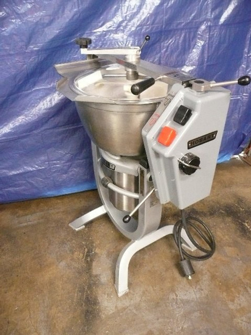 Hobart HCM300 30 Qt Vertical Mixer Chopper Single Phase 220v