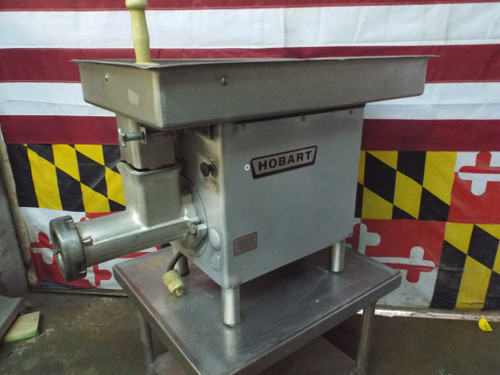 Hobart 4732A Meat Grinder Mixer Chopper Extruder Mincer