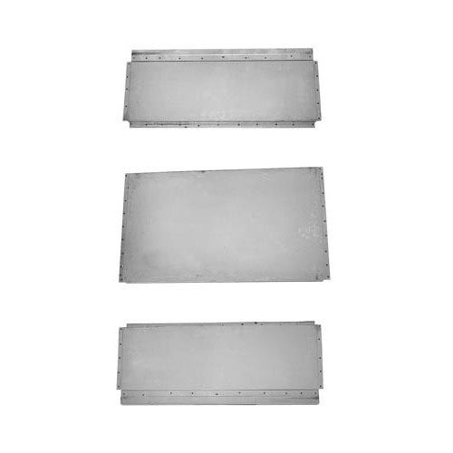 Blodgett 961 951 981 Gas Burner Deflector Panels 3 pc Set