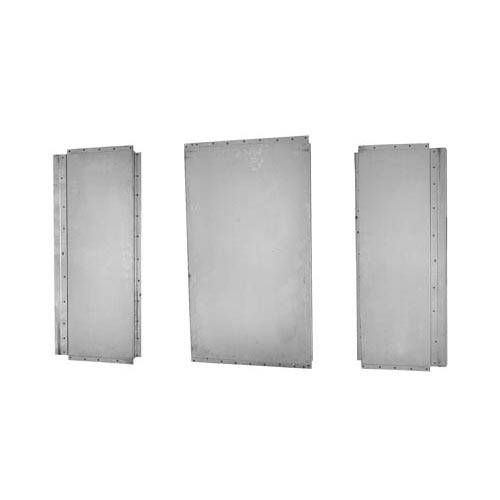Blodgett 1060 Gas Burner Deflector Panels 3 pc Set 23107