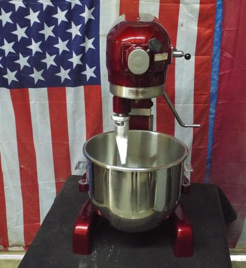Custom Painted Hobart 20 Qt Refurbished Dough Bakery Mixer