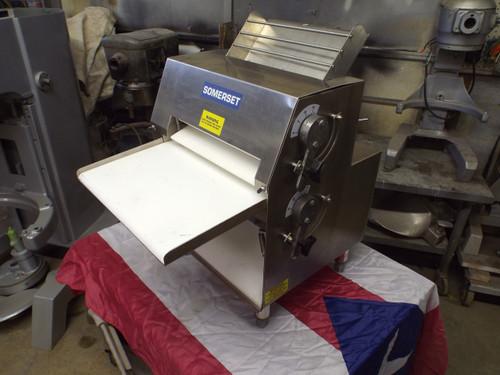 Somerset Bakery Pizza Dough Sheeter CDR-1550 10 Inch