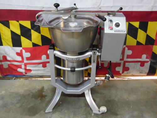 Hobart's Newest Version HCM-450 Vertical Cutter Mixer