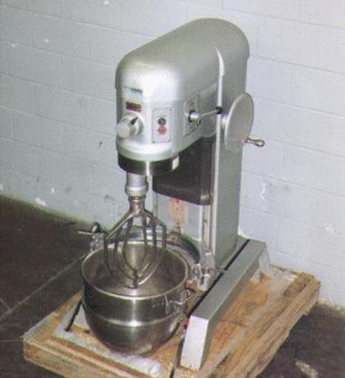 Hobart Mixer H600 60Qt School Overstock Great Startup Mixer