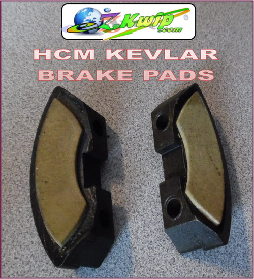 Hobart HCM-450 Kevlar Brake Pad Set $225 Plus Core Charge