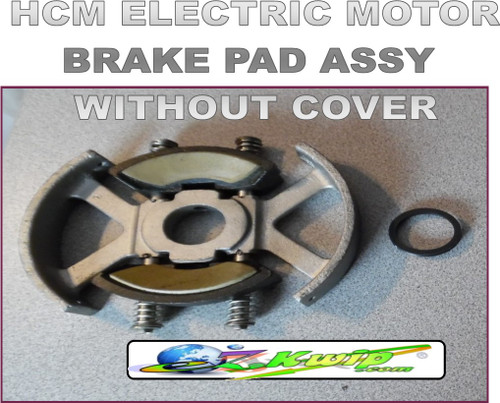 Hobart HCM-450 Electric Motor Brake Pad Assembly without Cover