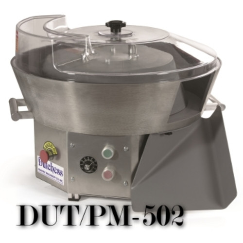 Dutchess PM-502 Dough Rounder/Kneader