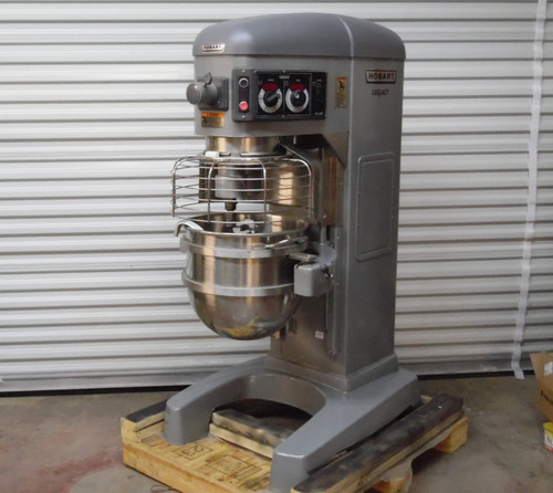Excellent Like New  Hobart 60 Qt Legacy HL600 Dough Mixer