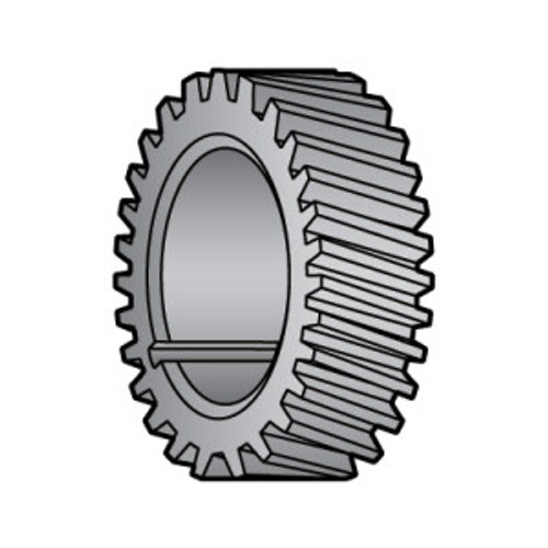 Globe Wide Key Slot Nylon Gear Knife Hub   747-17N