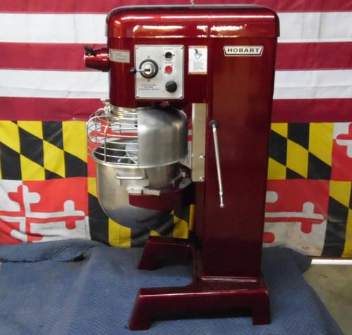 Order a Custom Painted Hobart Refurbished D340 40 Qt Mixer Today