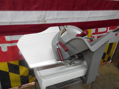 Berkel New X13E-PLUS Manual Meat Slicer