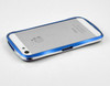 Deff Cleave iPhone SE Aluminum Bumper Blue