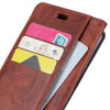 Nokia 9 PureView Leather Wallet Case Brown