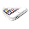 iPhone 5 5S Bumper White with Metal Buttons