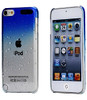 iPod Touch 6/5 Blue Clear Gradient Case