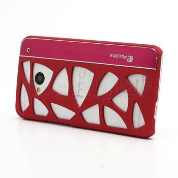 HTC One Nest Case Red