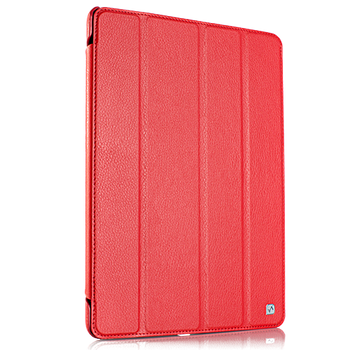 iPad Air 2 Red Leather