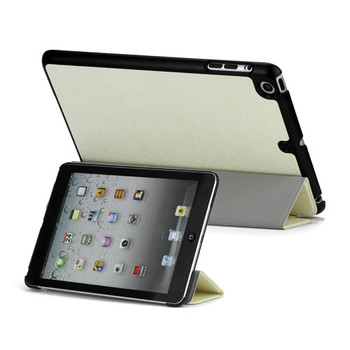 iPad Mini 3 2 Retina Ultra Thin Leather Case White