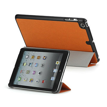 iPad Mini 3 2 Retina Ultra Thin Leather Case Orange