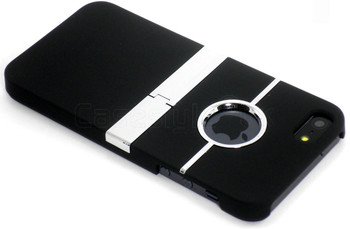 iPhone 5S Stand Case Black