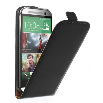 HTC one m8 flip case