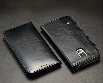 Samsung S5 Neo Premium Wallet Case