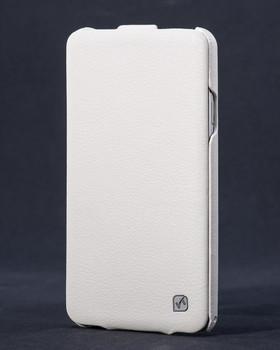 Samsung Galaxy Note 3 Genuine Leather Case White