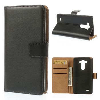 LG G3 leather wallet case