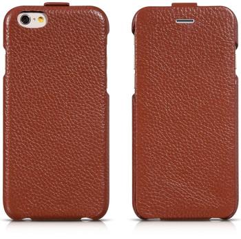 iPhone 6 Leather Flip Case