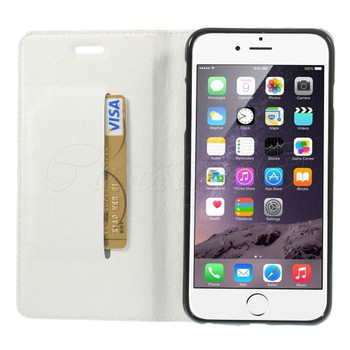 iPhone 6+6S PLUS Wallet Case White