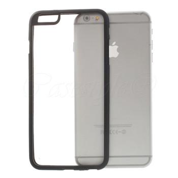 iPhone 6+6S Plus Bumper Case Clear Back